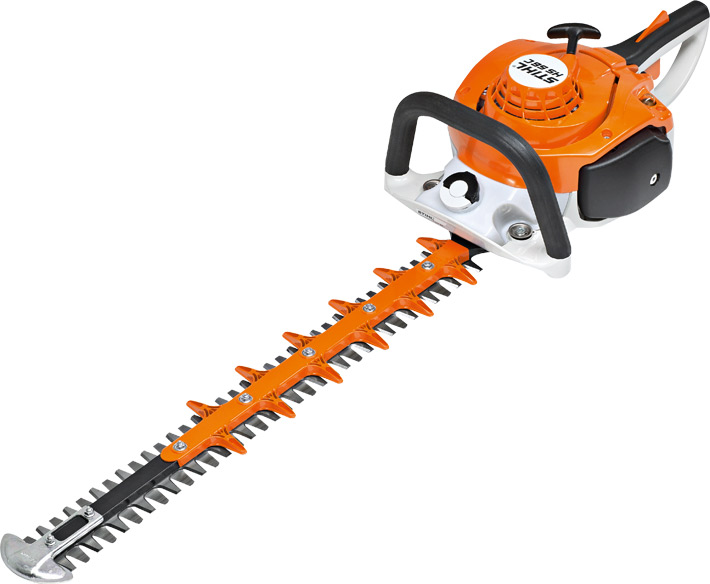 Stihl hs56c e semi professional petrol hedge trimmer mowers2go stihl keyboard keysfo