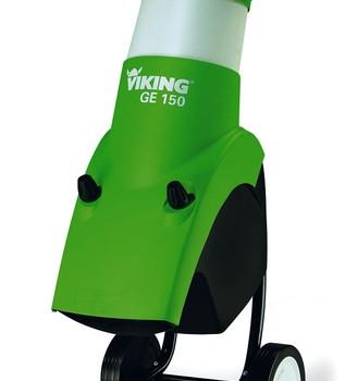 viking ge 150 electric garden shredder mowers2go official store. Black Bedroom Furniture Sets. Home Design Ideas