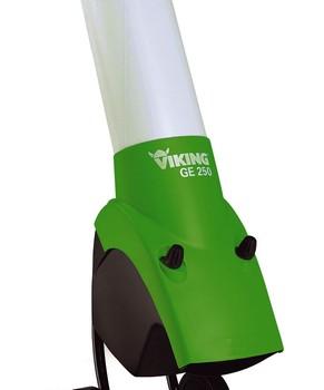 viking ge 250 electric garden shredder mowers2go. Black Bedroom Furniture Sets. Home Design Ideas