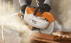 Cordless Disc Cutters