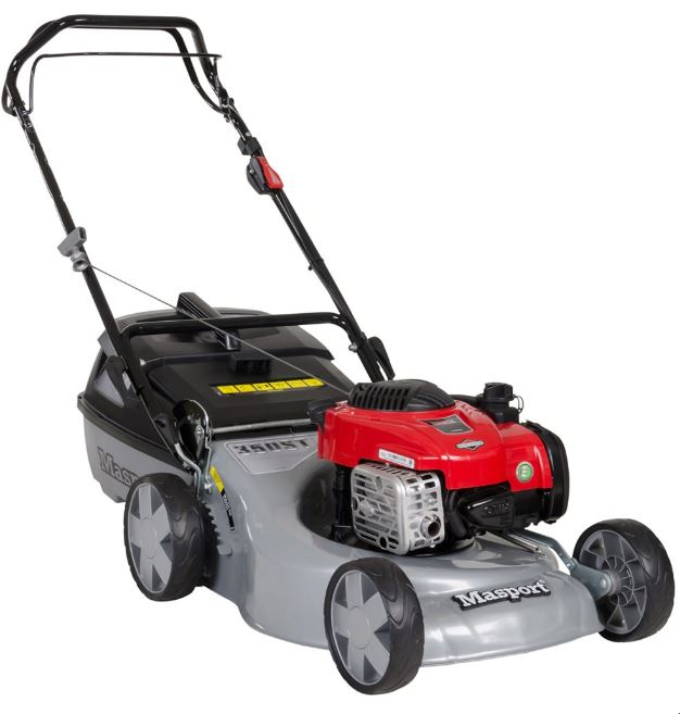 Masport 350-ST SP Combo Petrol Self Propelled Rotary Lawn Mower