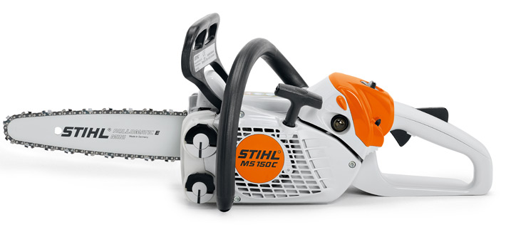 Stihl MS 150 C-E Petrol Chainsaw with 10 Bar