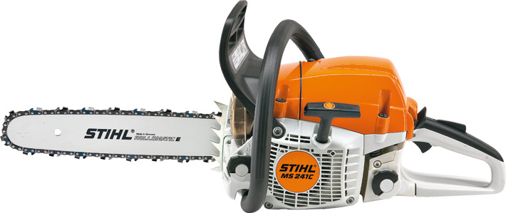 Stihl MS241C-M with 14 Bar – Petrol Chainsaw