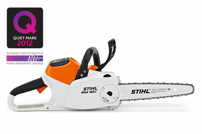 Stihl MSA 160 C BQ Cordless Chainsaw with AP200 Battery and AL300 Charger