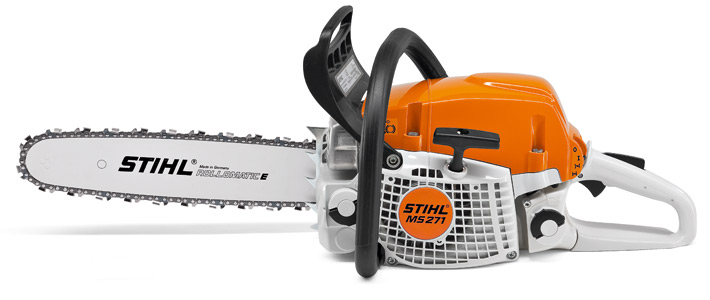 Stihl MS271 Chainsaw with 16 Bar