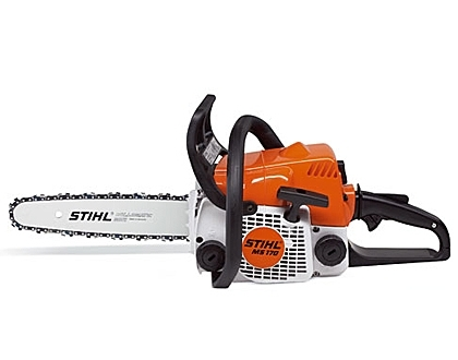 Stihl MS170 Chainsaw with 12 Bar