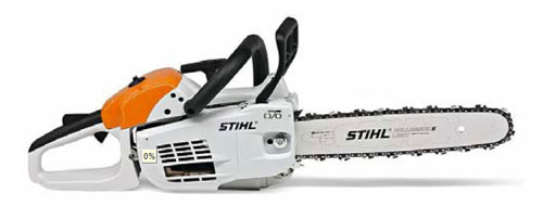 Stihl MS201 Chainsaw with 12 Bar