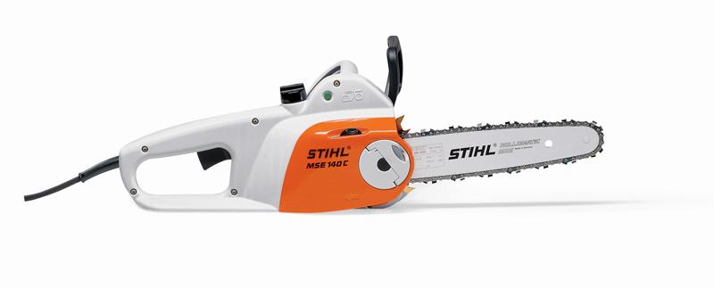 Stihl MSE140C-BQ Chainsaw with 14 Bar