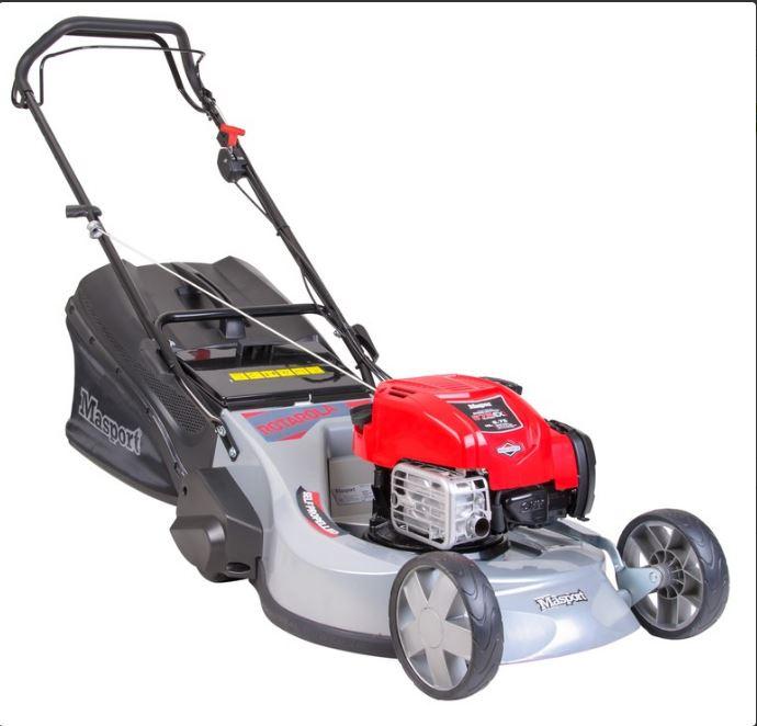 Masport Rotarola 22Lawn Mower – Self Propelled Petrol Lawnmower