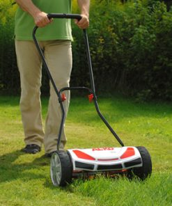 Hand Propelled Cylinder Mower