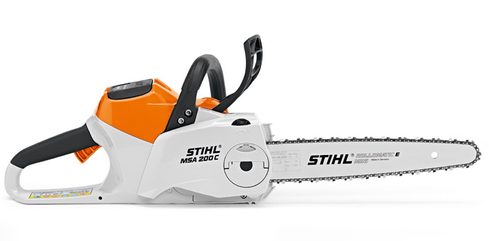 Stihl MSA 200 C BQ Cordless Chainsaw with AP300 Battery and AL101 Charger