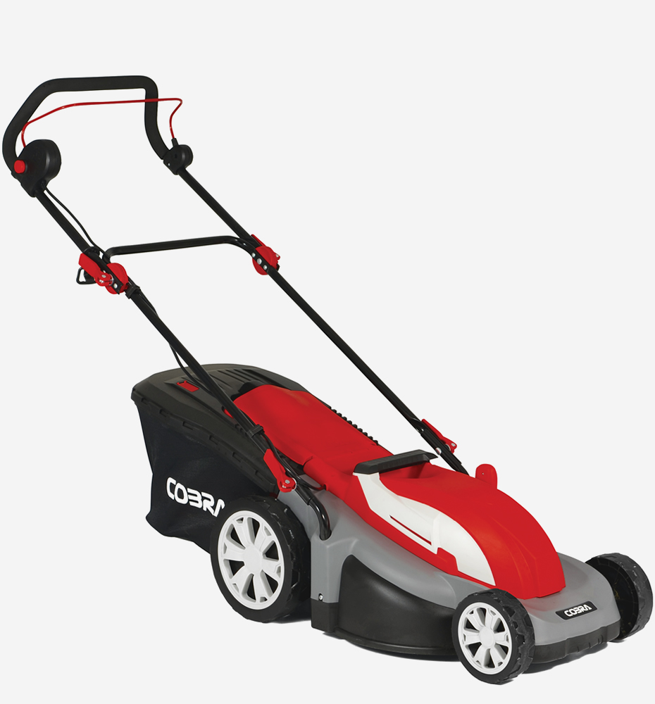 Cobra GTRM43 17″ Electric Lawnmower