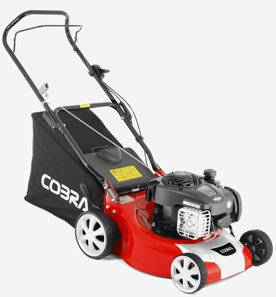 Cobra M40B 16″ Petrol Lawnmower