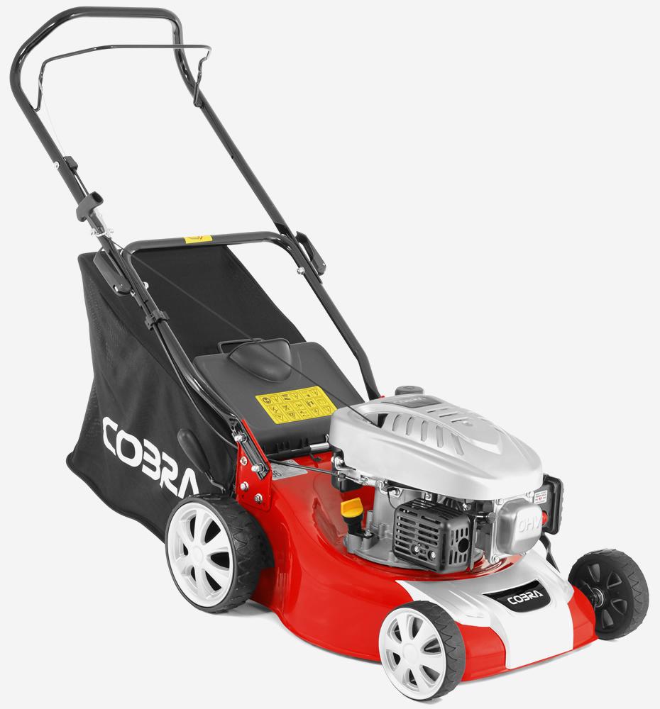Cobra M40C 16″ Petrol  Lawnmower