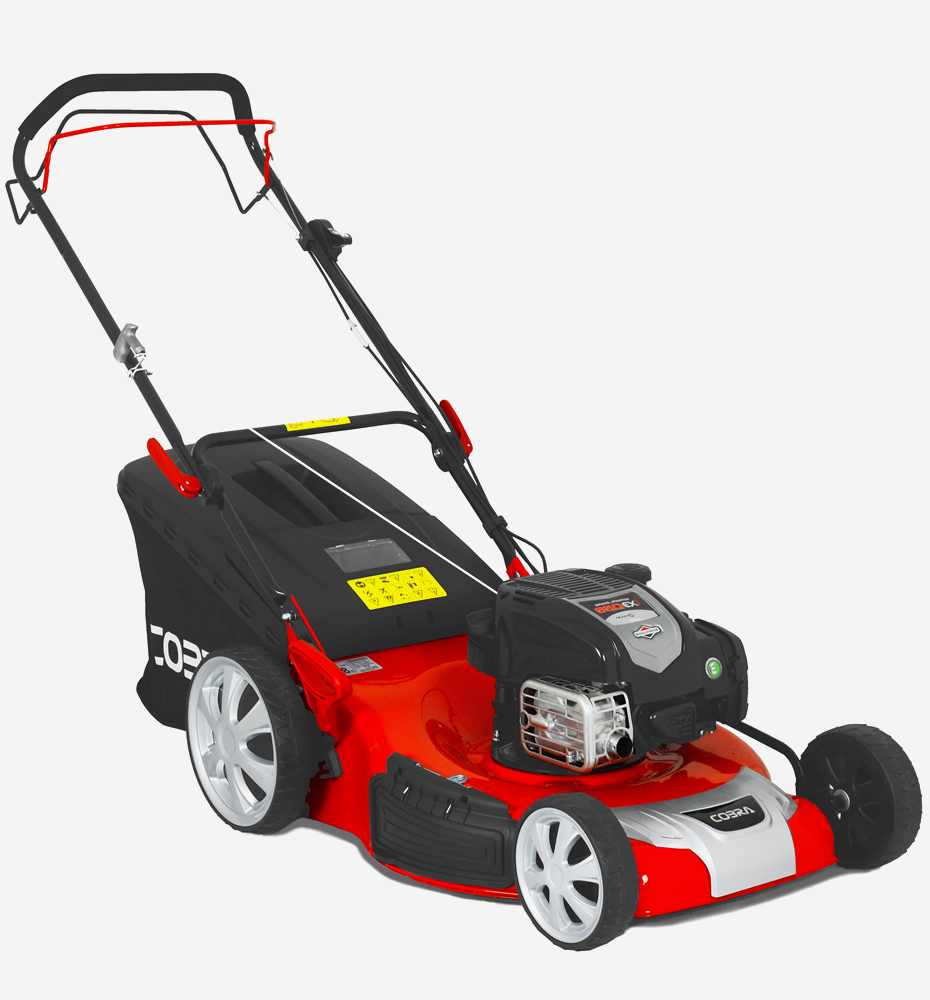 Cobra M51SPB 20″ Petrol Lawnmower