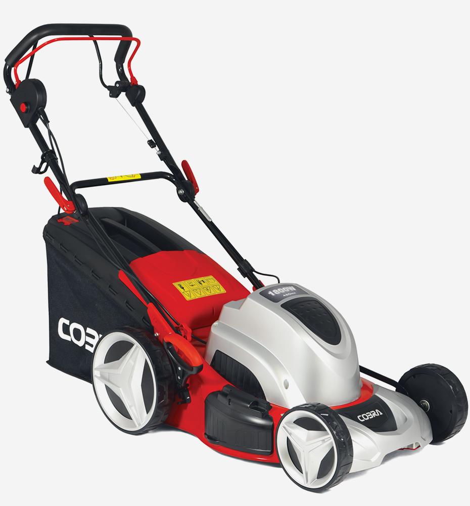 Cobra MX46SPCE 18″ ELECTRIC LAWNMOWER
