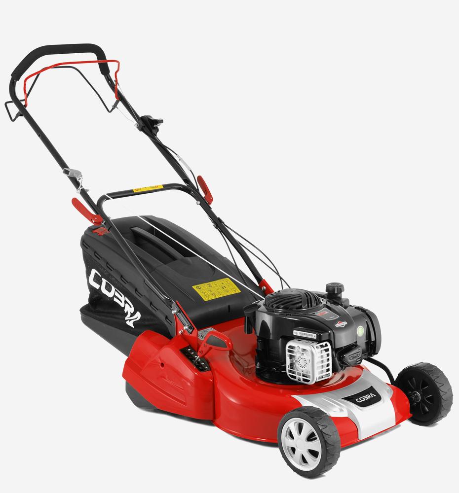 Cobra RM46SPB Petrol Rear Roller Lawnmower