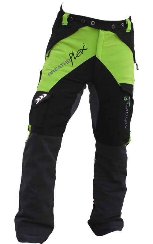 Garden Clothing & Gear Arbortec Chainsaw Trousers