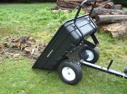 Garden Trailers & Garden Carts