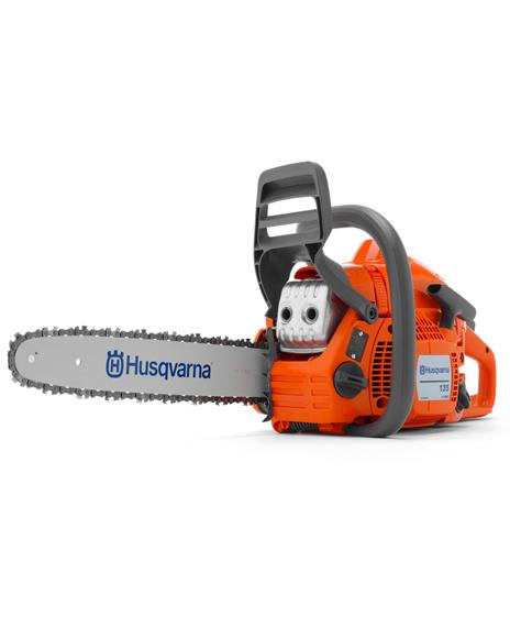 Husqvarna 135 Petrol Chainsaw with 14 inch bar