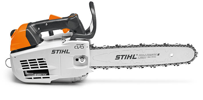 Stihl MS201TCM Petrol Chainsaw with 14 Bar