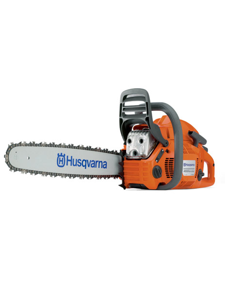 Husqvarna 455 Petrol Chainsaw 20 inch bar