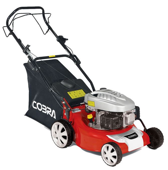 Cobra M40SPC 16″ Petrol Lawnmower