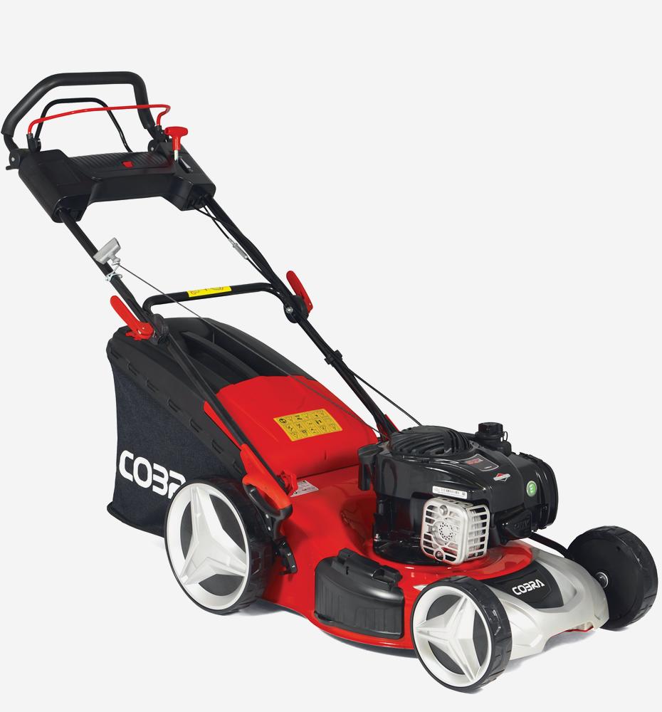 Cobra MX46SPB 18 Inch Petrol Lawnmower