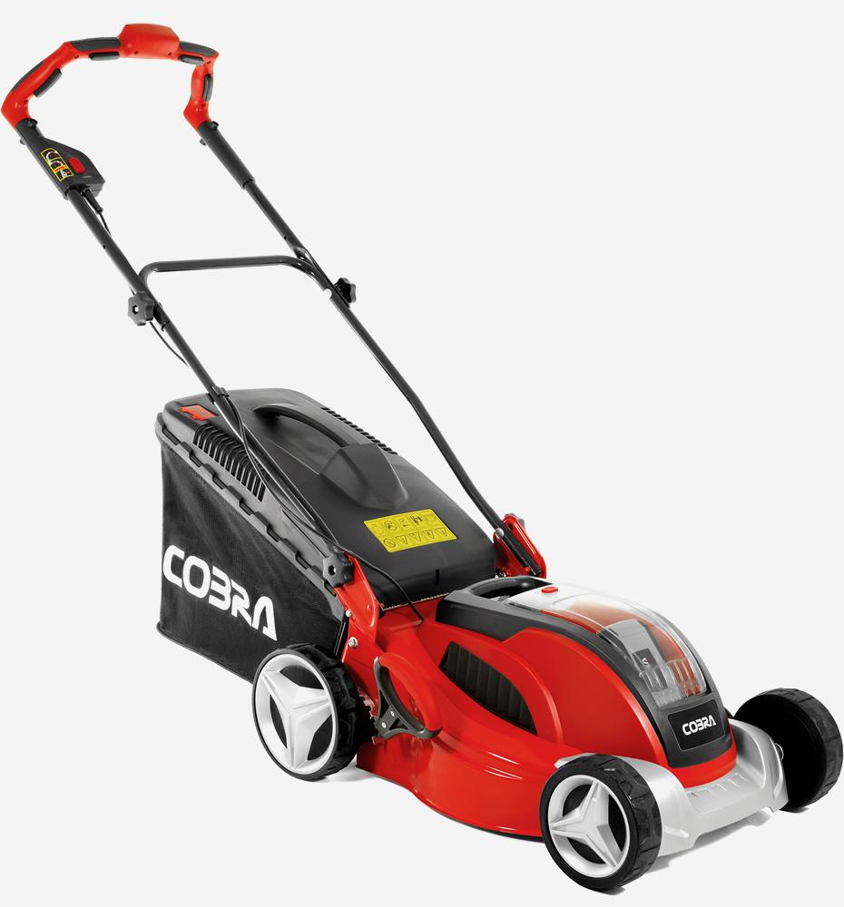 Cobra MX4140V 16″ 40V Li-ion Lawnmower