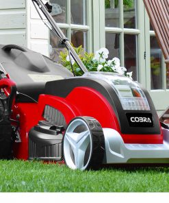 Cobra Li-ion lawnmowers