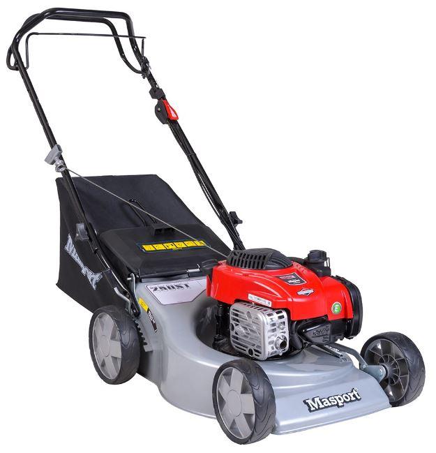 Masport 250 ST SP Combination Petrol Self Propelled Rotary Lawn Mower