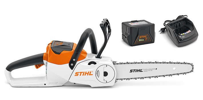 Stihl MSA 120 C-BQ Compact cordless chainsaw (battery AK20 and charger AL101)