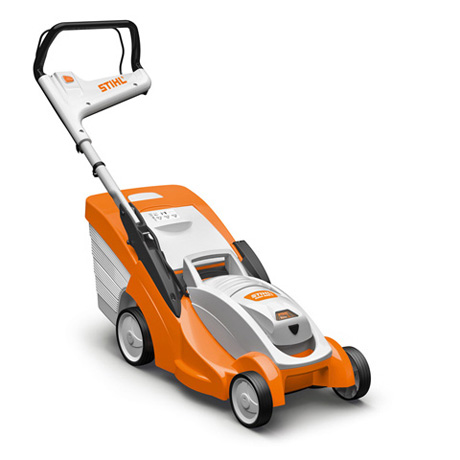 Stihl RMA 339C battery-powered lawn mower – shell only