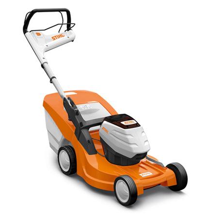 Stihl RMA 448TC battery-powered lawn mower – AP300 and AL101