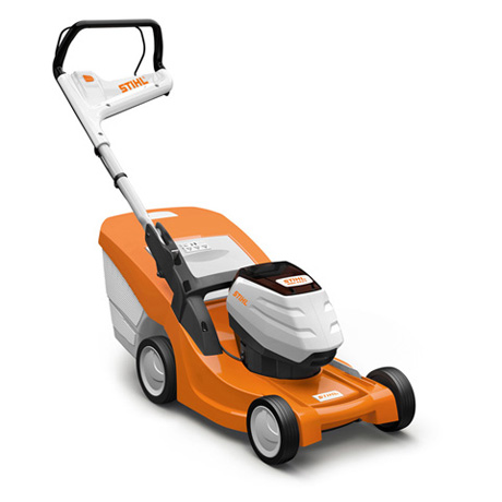 Stihl RMA 443C battery-powered lawn mower – shell only