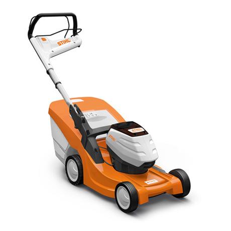 Stihl RMA 443TC battery-powered lawn mower – shell only