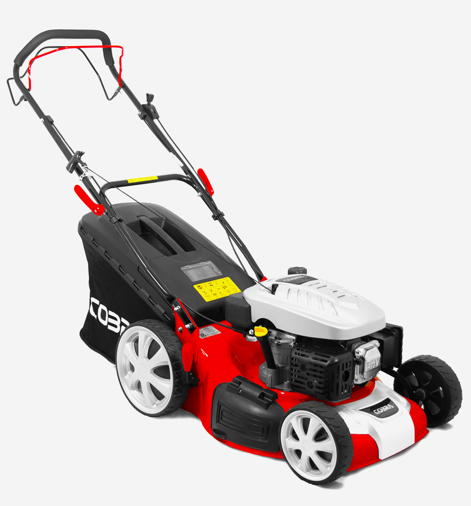 Cobra M51SPC petrol 4-in-1 Petrol Lawnmower