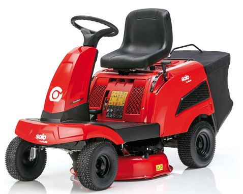 Alko R7-63A ride on mower
