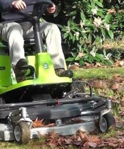 Grillo Outfront cut Ride On Mowers