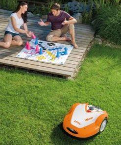 Stihl Robotic Lawnmowers iMOW