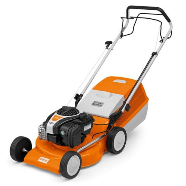 STIHL RM248T petrol lawnmower 46cm