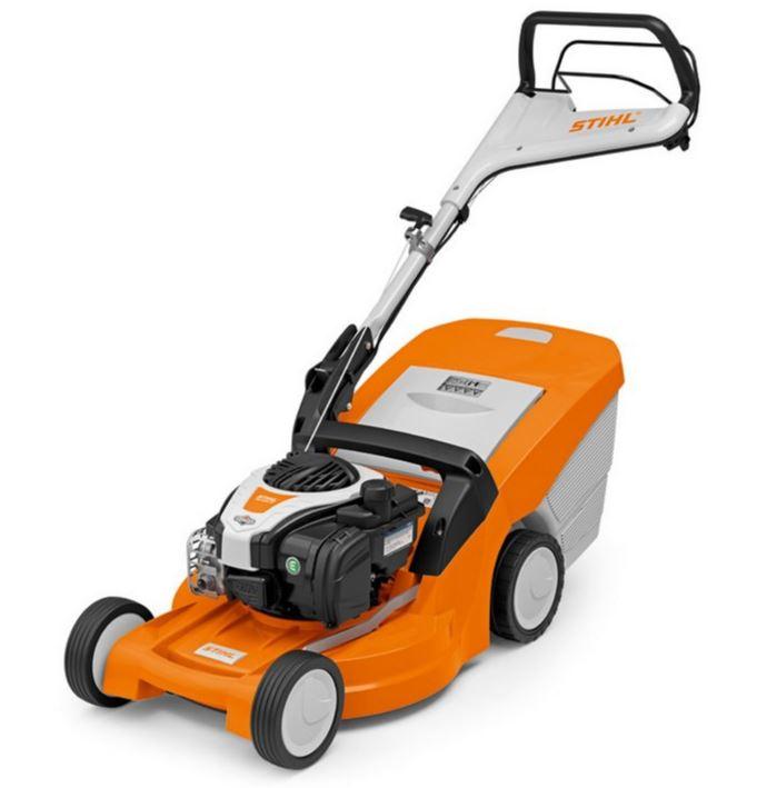 Stihl RM448TC Petrol Lawnmower