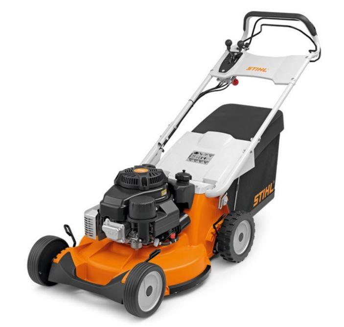 Stihl RM 756.0 GS Professional Petrol Lawnmower