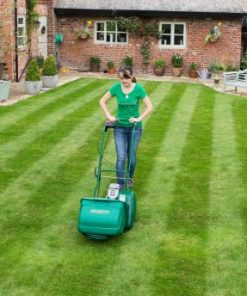 Cordless Cylinder Mowers