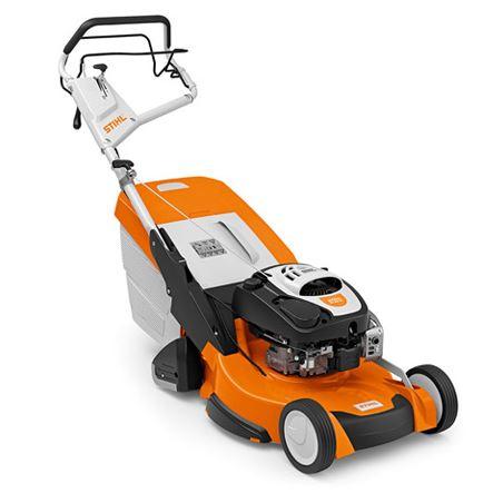 Stihl RM 655.0 RS Professional Petrol Lawnmower