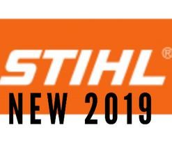 New Stihl Products 2019
