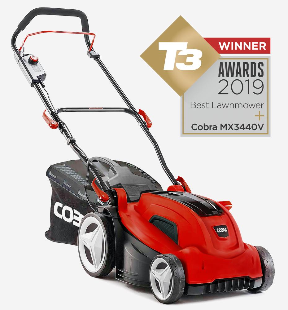 COBRA MX3440V 13″ LI-ION Cordless 40V Lawnmower