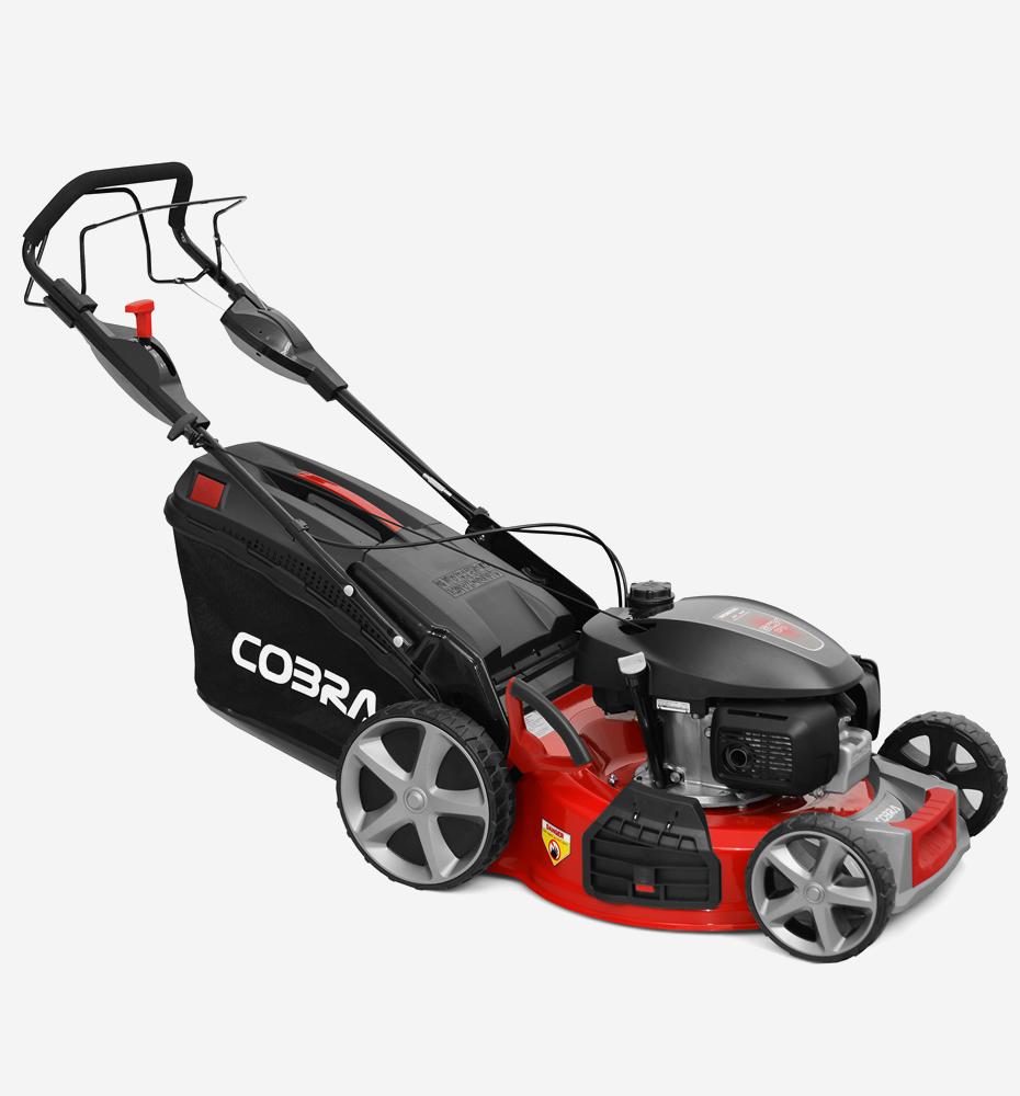 COBRA MX484SPCE 48CM/19″ Petrol Lawnmower