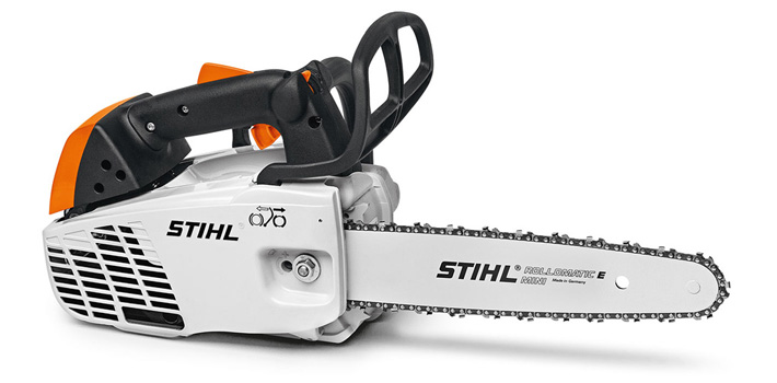 Stihl Petrol Top Handle Chainsaw MS194T With 14 inch Bar