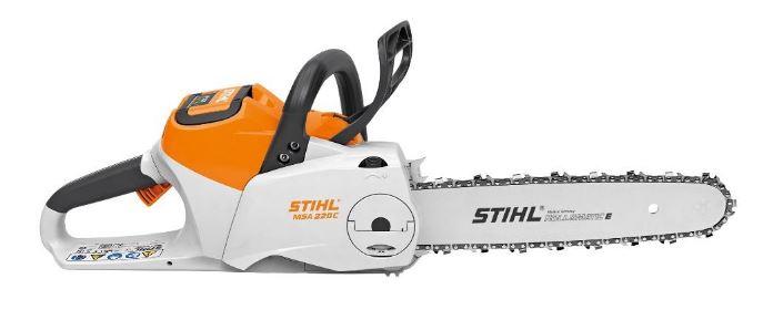 Stihl MSA 220 C-BQ Cordless Chainsaw with 16 inch bar